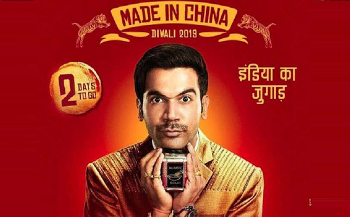 How's The Hype (Audience) Of Made In China?: Not Enough To Tackle The Housefull 4 Storm