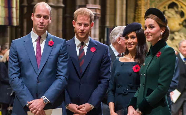 Why Was Meghan Markle And Prince Harry's Names Eliminated From Prince William And Kate Middleton's Royal Foundation Website!