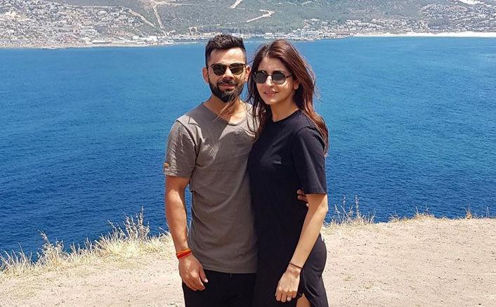 Virat Kohli's Idea For A Musical Long Drive With Anushka Sharma Is Legit Romantic
