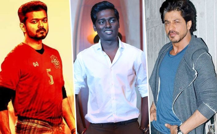 WOW! Bigil Director Atlee Locks His Next With Shah Rukh Khan? An Out & Out Commercial BLOCKBUSTER?