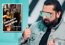 *Yo Yo Honey Singh witnessed immense Fan Frenzy in Hong Kong*
