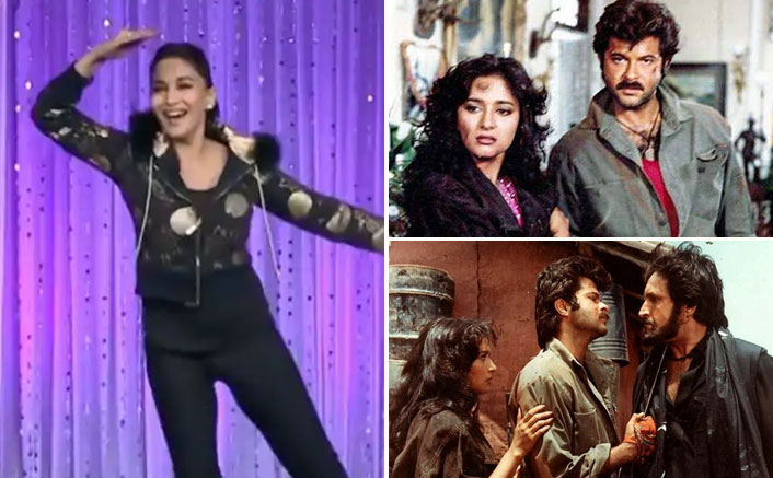 #31YearOf Tezaab: Madhuri Dixit Grooves To Ek Do Teen & Anil Kapoor Strolls Down The Memory Lanes