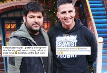 Akshay Kumar Has A Sweet Reply When Kapil Sharma Says That His 'Good News' Is Coming Before The Supestar's 'Good Newwz'