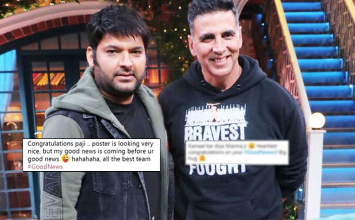 Kapil Sharma Has A Good News Coming Before Good Newwz & It Has Akshay Kumar's Blessings!
