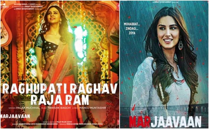 Marjaavaan: Twitterati Hail Palak Muchhal's New Song Raghupati Raghav Raja Ram!