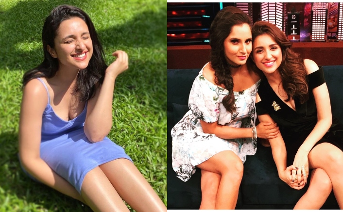 "Parineeti Chopra Wishes BFF Sania Mirza On Her Birthday: ""You're All Heart In A Sea Of Manipulators"""