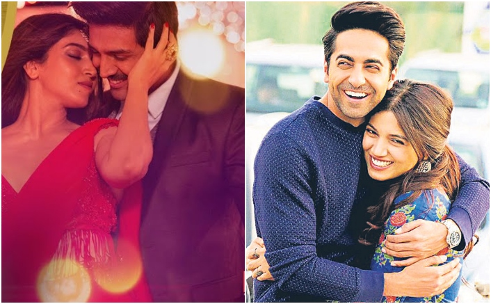 VIDEO: Bhumi Pednekar, Ayushmann Khurrana Are 'Dheeme Dheeme' Making Us Fall For Their Real Life Chemistry Too