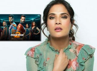 """Richa Chadha On Inside Edge 2: """"My Character Goes Into That Tussle Over Going Into The Dark Side Of Matters"""""""