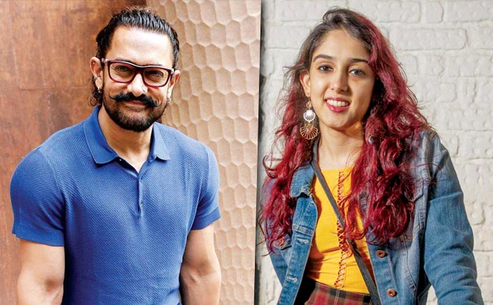 Aamir Khan's Daughter Ira Khan Gets Candid About Directing Her Superstar Dad