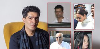 Ace Designer Manish Malhotra's Father Passes Away, Bollywood Rushes To Offer Condolences