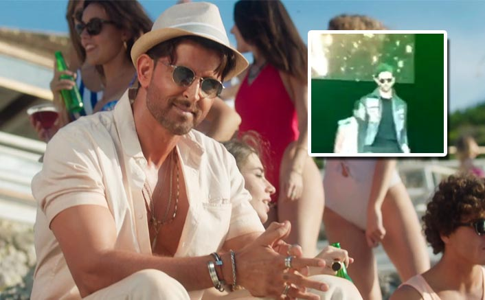 Hrithik Roshan Shakes A Leg With His Dubai Fans On Ghungroo Song, Watch Video