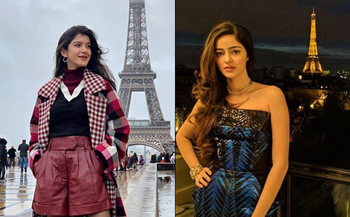 Ananya Panday & BFF Shanaya Kapoor's Social Media Banter Is Every Bestfriend EVER!