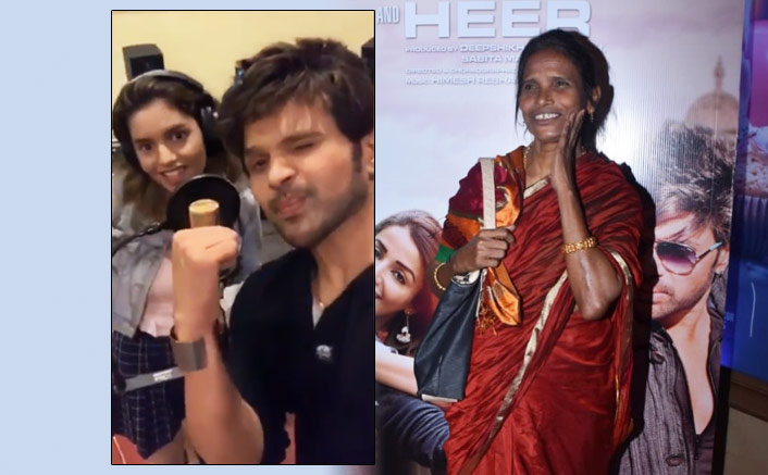 After Ranu Mondal Himesh features with him Kumar Sanu's daughter Shanon k for the song Tik tok from happy hardy and heer