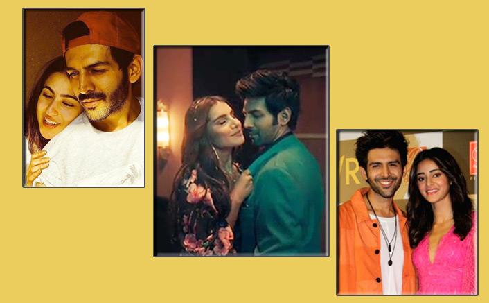 After Sara Ali Khan & Ananya Panday; Kartik Aaryan Pairs Up With Tara Sutaria But With A Catch In It!