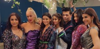 Aishwarya Rai Bachchan, Alia Bhatt, Vijay Devrakonda Party With Katy Perry At Karan Johar's House