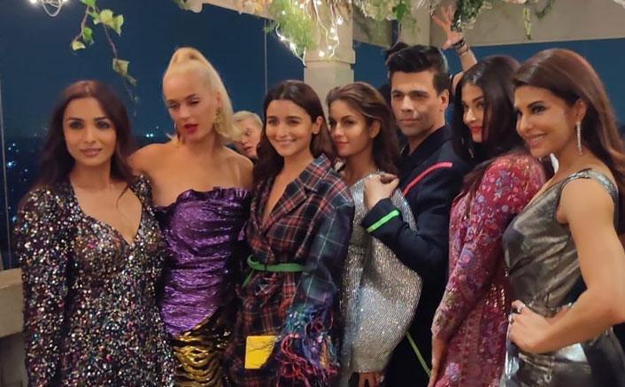 Aishwarya Rai Bachchan, Alia Bhatt, Vijay Devrakonda Party With Katy Perry At Karan Johar's House