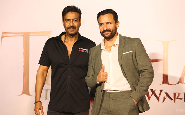 "Saif Ali Khan: ""I Have Had The Best Roles In My Career Working With Ajay Devgn"""
