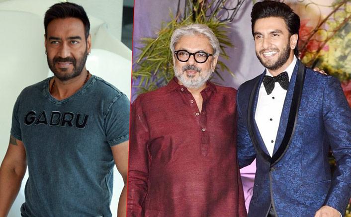 Ajay Devgn Not A Part Of Sanjay Leela Bhansali's Baiju Bawra With Ranveer Singh