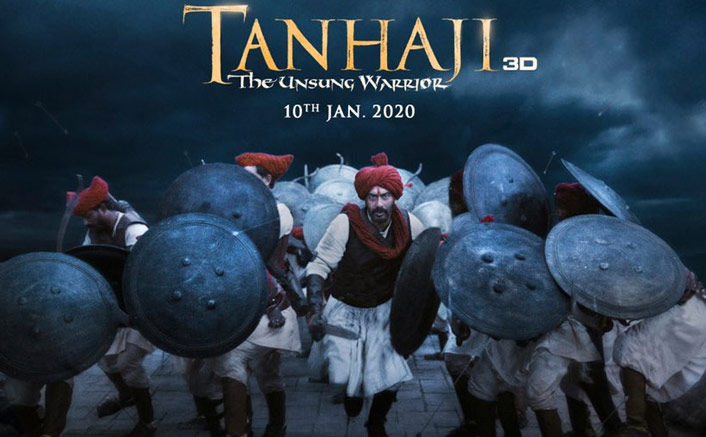 After Sambhaji Brigade, NCP Raises Objections To Ajay Devgn, Saif Ali Khan's Tanhaji: The Unsung Warrior Trailer