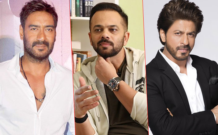 Ajay Devgn, SRK have similar work patterns: Rohit Shetty