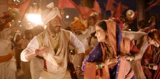 Ajay on working with Kajol in 'Tanhaji': Felt like home on set