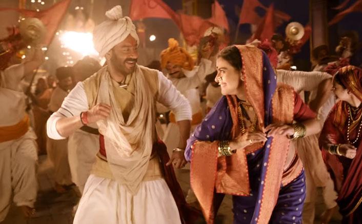 Ajay on working with Kajol in 'Tanhaji': Felt like home on set