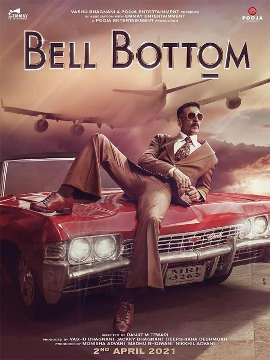 Akshay Kumar's Bell Bottom Second Poster On 'How's The Hype?': BLOCKBUSTER Or Lacklustre?