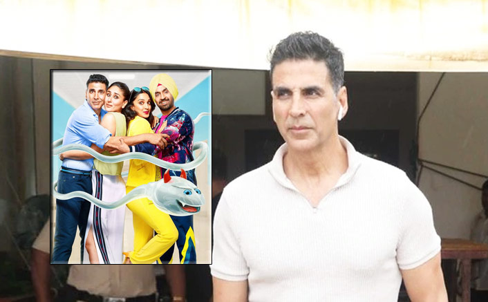 Akshay Kumar dances for a Good Newwz song despite back pain and running a fever
