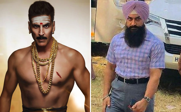 Contrary To The Reports, The Clash Between Aamir Khan's Laal Singh Chaddha & Akshay Kumar' Bachchan Pandey Is CONFIRMED