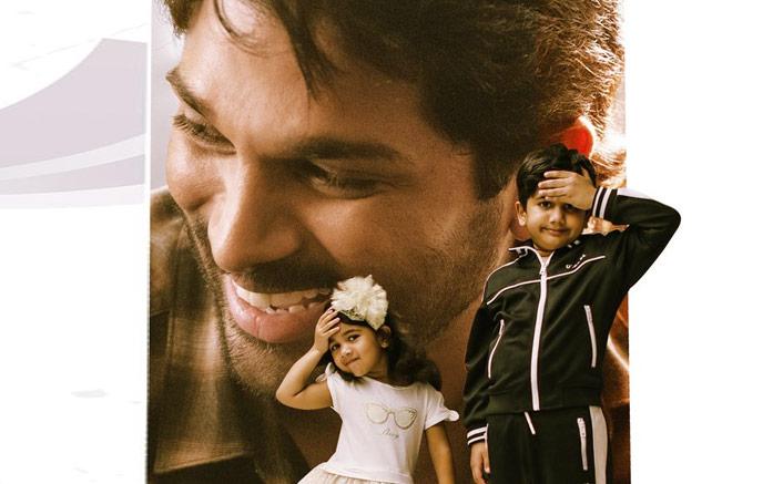 Ala Vaikunthapurramloo: Song Teaser Of 'OMG Daddy' Featuring Allu Arjun's Children Ayaan & Arha Looks Adorable