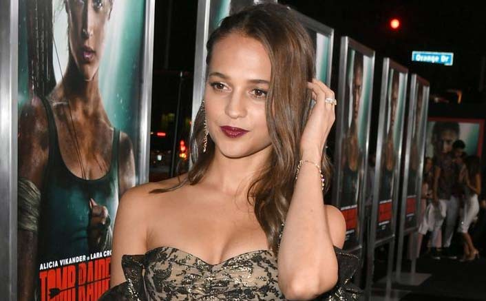 Alicia Vikander has a strict sex scene policy