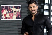 Allu Arjun Takes Trip Down Memory Lane, Shares A Picture With Grandpa Allu Ramalingaiah & Cousins