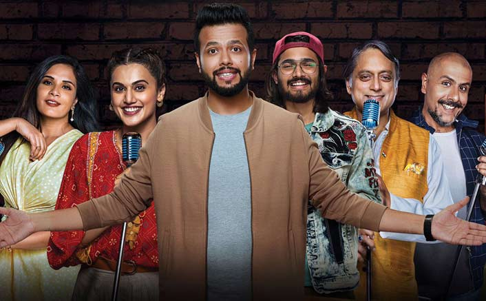 Amazon Original Series One Mic Stand's Trailer Out: Watch Out As Bhuvan Bam, Taapsee Pannu & Other Celebs Try Stand-Up Comedy