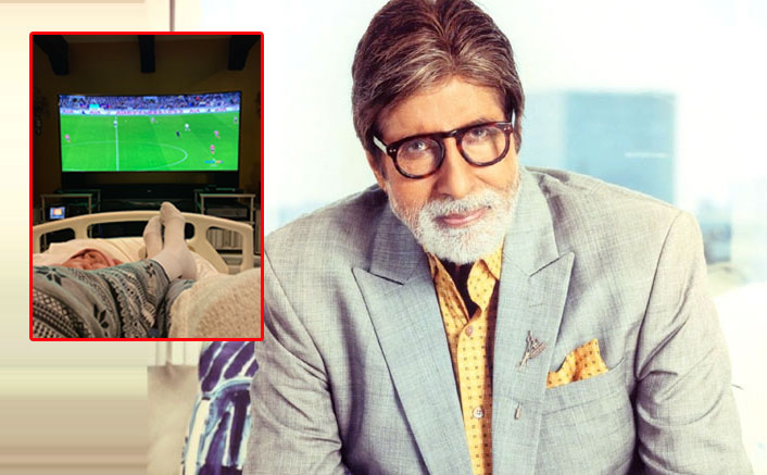 Amid Reports Of Amitabh Bachchan Taking A Break Due To Health Issues, The Megastar Pulls Off 18-Hour Shift