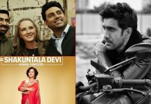 """Amit Sadh on working in web series (Breathe 2) and films (Shaunktala Devi) - """"I am not a guy who believes in balance"""""""
