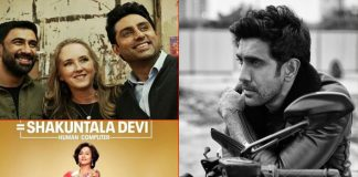 "Amit Sadh on working in web series (Breathe 2) and films (Shaunktala Devi) - ""I am not a guy who believes in balance"""
