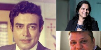 An official biography on legendary actor Sanjeev Kumar, announced