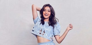 Ananya Panday makes Blue the new color for Fun with her latest sartorial choices!