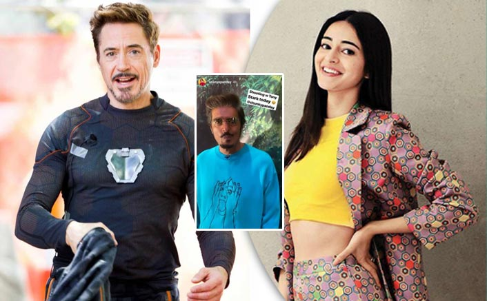 Ananya Panday Refers Chunky Panday As Tony Stark And We Have No Doubt That She Loves Him 3000