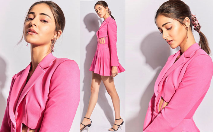Ananya Panday's Trendy Trick For A Popping Eye Makeup Is The Best Tip We Have Ever Received