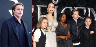 Is Angelina Jolie Keeping Her Kids Away From Dad Brad Pitt During Isolation?