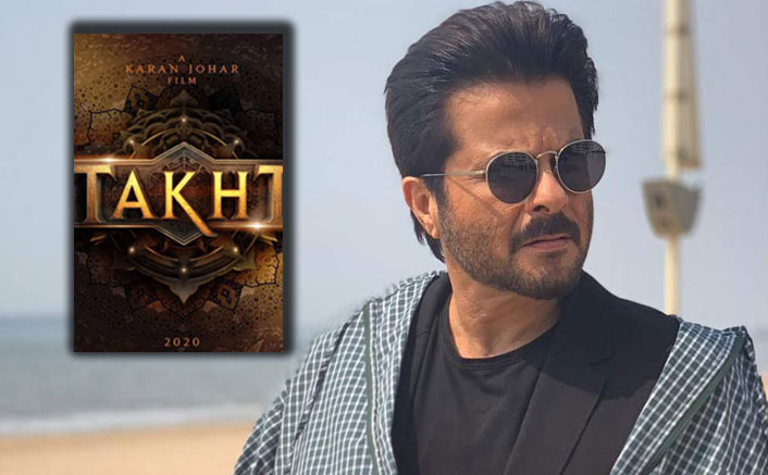 "Anil Kapoor On His Takht Character: ""At The Moment It's A Mixed Emotion"""