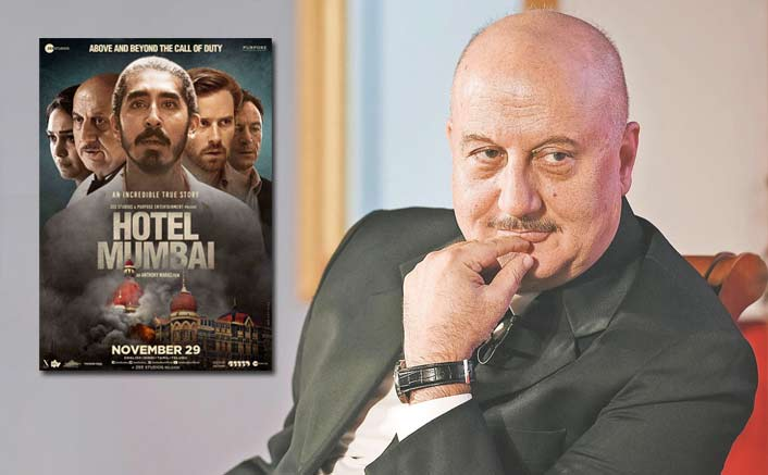 Anupam Kher: 26/11 still sends shivers down my spine