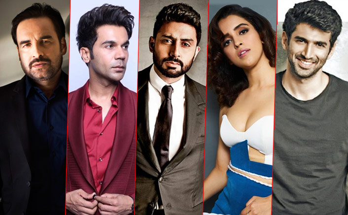 Anurag Basu's Next Starring Abhishek Bachchan, Rajkummar Rao, Sanya Malhotra & Others Postponed Yet AGAIN!