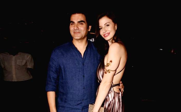 Arbaaz Khan's Alleged Lady Love Georgia Adriani To Make Her Bollywood Debut!