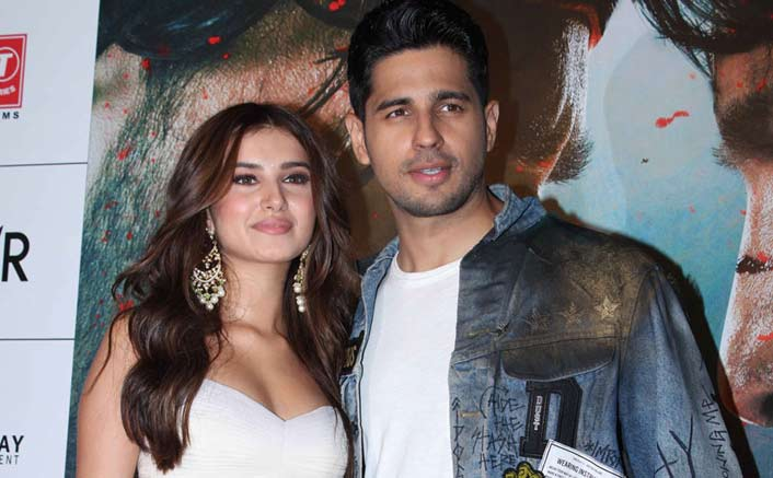 Sidharth Malhotra & Tara Sutaria Are FINALLY Addressing The Dating Rumours!