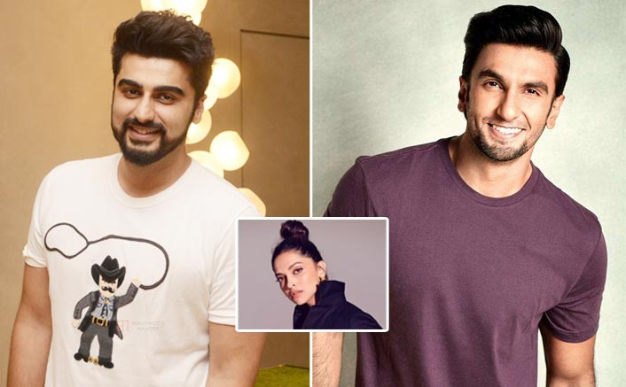"Arjun Kapoor On His Friendship With Ranveer Singh: ""I Tell Deepika I Am Her Souten"""