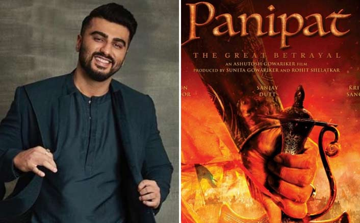 Arjun Kapoor: We've pretty much followed the timeline in 'Panipat'