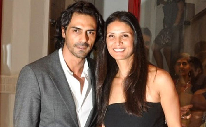 Arjun Rampal & Mehr Jessica Get Divorced Post 21 Years Of Togetherness