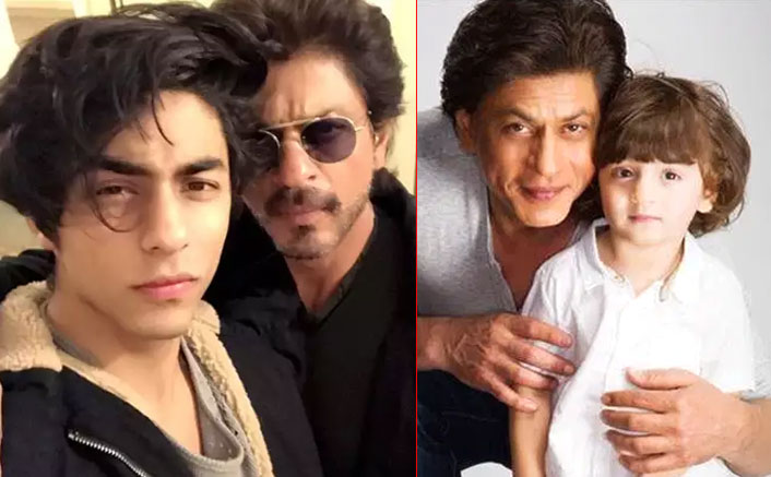 Aryan Khan Told Shah Rukh Khan That AbRam Doesn't Have Any Such Commercial Film To See That Will Convince Him That His Father Is A Big Star